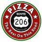 Pizza206 logo