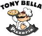 Tony's Bella Pizza & Pasta House logo