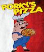 Porky's Pizza MV logo