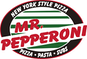 Mr Pepperoni logo