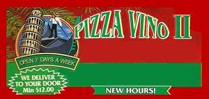 Pizza Vino II