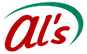 Al's Restaurant Pizzeria & Grill logo