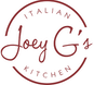 Joey G's Italian Kitchen logo