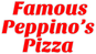 Famous Peppino's Pizza logo