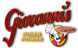 Giovanni's Pizza logo
