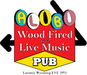 Alibi Wood Fire Pizzeria & Bakery logo