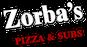 Zorba's Pizza logo