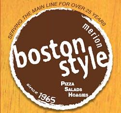 Boston Style Pizza