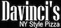 Davinci's NY Style Pizza logo
