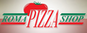 Roma Pizza Shop logo