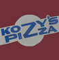 Kozy's Pizza logo