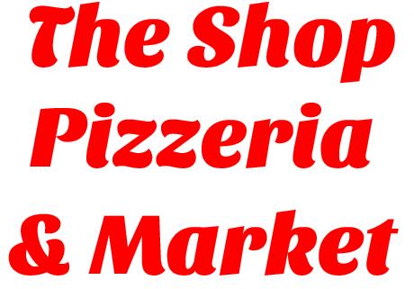 The Shop Pizzeria & Market logo