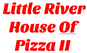 Little River House of Pizza II logo