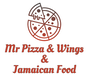 Mr Pizza & Wings & Jamaican Food logo