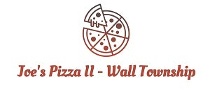 Joe's Pizza II - Wall Township logo