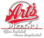 Art's Pizza logo