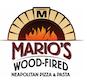 Mario's Wood Fired Neapolitan Pizza & Pasta logo