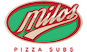 Milo's Pizza & Subs logo