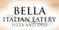 Bella Italian Eatery Pizza & Deli logo