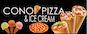 Cono Pizza & Ice Cream logo