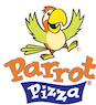 Parrot Pizza logo