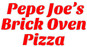 Pepe Joe's Brick Oven Pizza logo