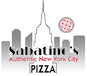 Sabatino's Authentic New York City Pizza logo