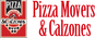 Pizza Movers & Calzones logo