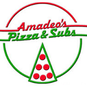 Amadeo's Pizza logo