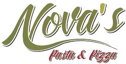 Milton's Pizza & Pasta & Nova's Pasta & Pizza logo