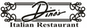 Dino's Italian Restaurant logo