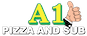 A1 Pizza & Subs logo