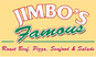 Jimbo's Famous Roast Beef logo