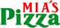 Mia's Pizza Restaurant logo
