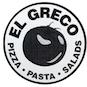 El Greco Pizza logo