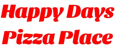 Happy Days Pizza Place
