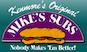 Mike's Subs-Kenmore's Original logo