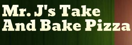 Mr J's Take & Bake Pizza