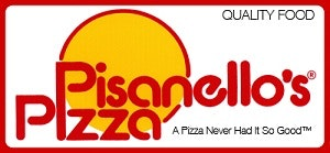Pisanello's Pizza logo