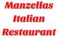 Manzellas Italian Restaurant logo
