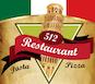 512 Restaurant logo