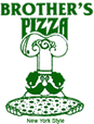 Brother's Pizza Spring Grove logo