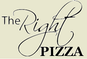 The Right Pizza logo