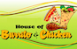 House of Burrito Chicken & Pizza logo