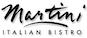 Martini Italian Bistro logo