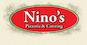 Nino's Pizzeria & Catering logo