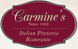 Carmine's Pizzeria and Restaurant logo