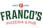 Franco's Pizzeria & Pub logo