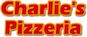 Charlie's Pizza logo