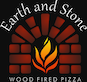 Earth & Stone Wood Fired Pizza logo